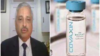 Vaccine Updates: AIIMS निदेशक बोले- Bharat Biotech की 'कोवैक्सीन' का बैकअप के रूप में हो सकता है इस्तेमाल