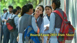 Board Exam 2021 Date: इस राज्य की बोर्ड परीक्षा की डेटशीट हुई जारी, यहां देखें एग्जाम का पूरा शेड्यूल