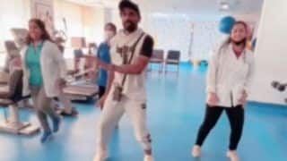 Remo D'Souza, Who Suffered Heart Attack, Dances His Way To Recovery | Watch Viral Video