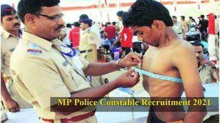 MP Police Constable Recruitment 2021: 10वीं पास के लिए MP Police में 4000 कांस्टेबल के पदों पर निकली वैकेंसी, कल से आवेदन शुरू