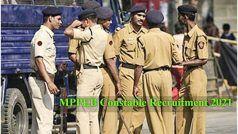 MPPEB Constable Recruitment 2021: मध्य प्रदेश पुलिस कांस्टेबल के 4000 पदों पर निकली वैकेंसी, आज से आवेदन प्रोसेस शुरू, जल्द करें अप्लाई