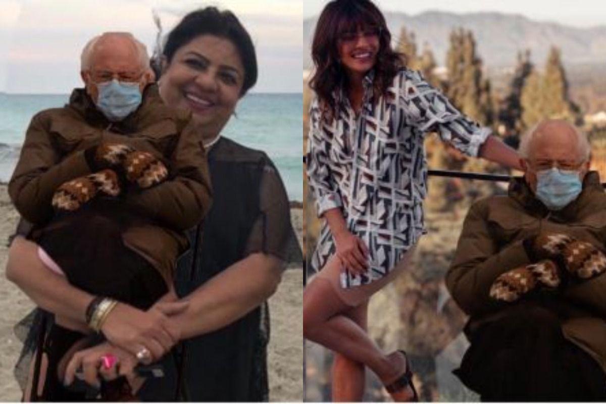 Priyanka Chopra Joins Bernie Sanders Meme Fest And It Will Make You Go Rofl