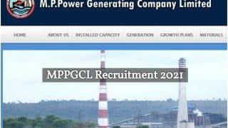 MPPGCL Recruitment 2021: MPPGCL में इन विभिन्न पदों पर निकली वैकेंसी, जल्द करें आवेदन