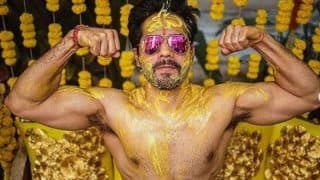 'Haldi Done Right'! Varun Dhawan Shares Glimpse From Haldi Ceremony And He Looks Like Perfect Hero