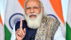 जिस सशक्त भारत की कल्पना नेताजी ने की थी आज देश उसी नक्शे कदम पर चल रहा है: पीएम मोदी
