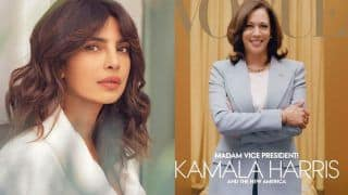Priyanka Chopra's Note For US Vice President-Elect Kamala Harris is The Best Thing on Women Empowerment Today