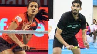 Badminton: PV Sindhu Wins; Kidambi Srikanth, Parupalli Kashyap Knocked Out of Men's Singles in All England Open Championships 2021