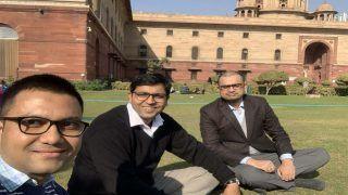 Bihar News: दिल्ली KFC में खो गई थी पूर्णिया के डीएम साहेब की सगाई की अंगूठी, ट्विटर पर बताई ये बात..