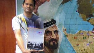 Indian Origin Man in UAE Bags Guinness World Record for Making World's Largest Pop-up Greeting Card