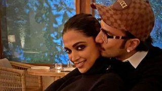 रणवीर सिंह ने दीपिका को चूमते हुए तस्वीर की शेयर, ...तो यही हैं  'बीवी नं 1' इंटरनेट पर हुई वायरल