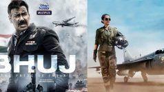Republic Day 2021 Patriotic Films: 'तेजस' से 'भुज' तक, आने वाले दिनों में देशभक्ति की इन फिल्मों से गूंज उठेगा बॉक्स ऑफिस