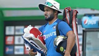 No One Learns Algebra in Class I: Saha Backs Pant to Improve Wicketkeeping Skills Gradually