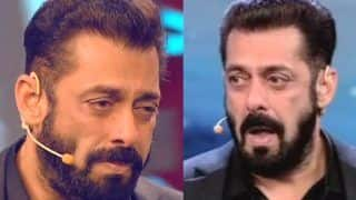 Salman Khan Cries Like a Child in Bigg Boss 14, Shocked Fans Say 'Never Saw This Coming'