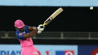 'Second Half of my Knock Was Best in IPL' - Sanju Samson