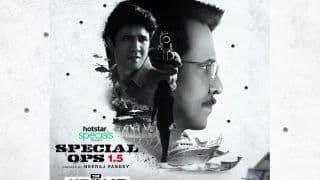 Kay Kay Menon To Return as Himmat Singh in Multiverse 'Special Ops 1.5', Shares Intriguing Poster
