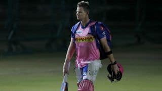IPL 2021: Rajasthan Royals Plan to Release Captain Steve Smith Ahead of Auction