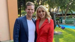 Steve Smith's Wife Dani Willis Unhappy After Being Ranked Below Candice Warner in 100 Most Powerful Australian WAGs: Report