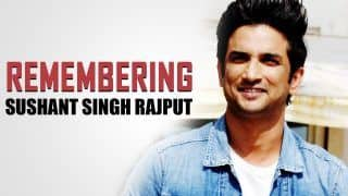 Sushant Singh Rajput's Death Anniversary: Government Plans National Award Named After SSR