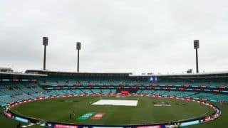 India vs Australia, 3rd Test: Crowd Capacity at Sydney Cricket Ground Limited to 9,500