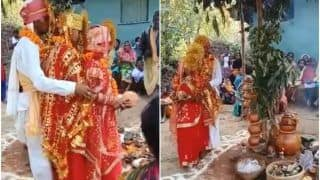 Man Marries 2 Women At The Same Time As He Loves Both of Them, Wives Say They Are 'Very Happy' | Watch