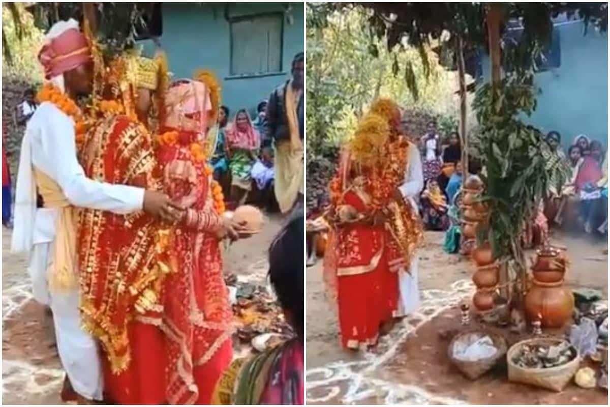 Man Marries 2 Women At The Same Mandap as He Loves Both of Them, Wives Say They Are Happy!