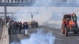 Tractor Rally के नाम पर हुड़दंग, किसान नेता बोले- दिल्ली में घुसने वाले हमारे लोग नहीं