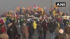 Republic Day Tractor Rally LIVE Updates: बॉर्डर से बैरिकेड्स तोड़ दिल्ली में घुसे किसान, पुलिस से जारी है भिड़ंत, देखेंVIDEO