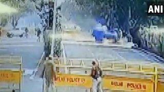 दिल्ली में ट्रैक्टर रैली में प्रदर्शनकारी किसान की कैसे हुई मौत, सामने आया ये Video