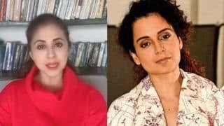 Angry Urmila Matondkar Gives it Back to Kangana Ranaut For Attacking Her on Buying New Office, Watch Video