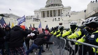 US Capitol Riot: 2 Lawmakers Test COVID Positive, Accuse Republicans of Flouting Guidelines