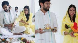 Vikrant Massey Is Not Yet Married With Sheetal Thakur, It's Just 'Grah Pravesh' Pictures