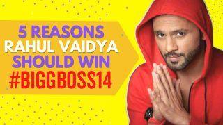 Bigg Boss 14: 5 Reasons Why Rahul Vaidya Should Win The Show