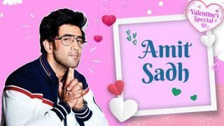 Valentine's Day Special: Amit Sadh Gives Tips To Remember While On a Date- Watch