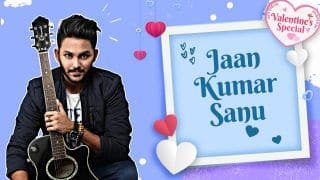 Valentine's Day Special: Jaan Kumar Sanu Says 'It's All About The First Vibe'