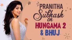 कन्नड़ एक्ट्रेस Pranitha Subhash इन दो बॉलीवुड फिल्मों में आएंगी नजर, Video में जानें कैसा रहा एक्सपीरियंस