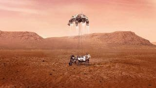 NASA Mars Mission 2020: Perseverance Rover Set to Land on Red Planet on Feb 18 | How & Where to Watch