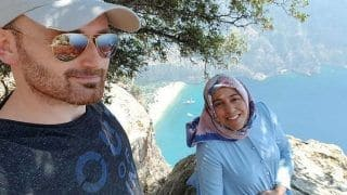 Husband Takes Romantic Selfie With Pregnant Wife, Then Pushes Her Off 1000-Ft Cliff to Her Death