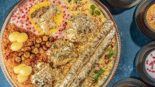 Ek Biryani Aisa Bhi: Dubai Restaurant's Royal Gold Biryani @ Rs 19,704 Per Plate | See Mouth-Watering Pics