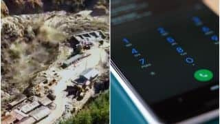'We Lost Hope, But Then..': How One Phone Call Saved Lives During Uttarakhand Glacier Burst, Recount Survivors