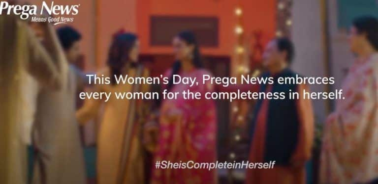Prega News' Beautiful Ad on Infertility Celebrates The 'Completeness' of a Woman | Video Will Make You Cry