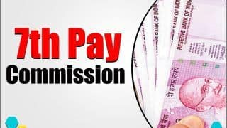 7th Pay Commission Latest News Today: Centre Announces Massive Rs 80,000 Hike in THIS Ceiling - Deets Inside