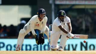 Ravichandran ashwin prepared for seven days to face english spinner jack leach credits batting coach vikram rathour after century 4425769