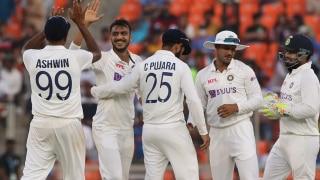 India vs England: मोटेरा में अक्षर-अश्विन का जलवा; पहले दिन स्टंप तक 13 रन से पीछे भारतीय टीम