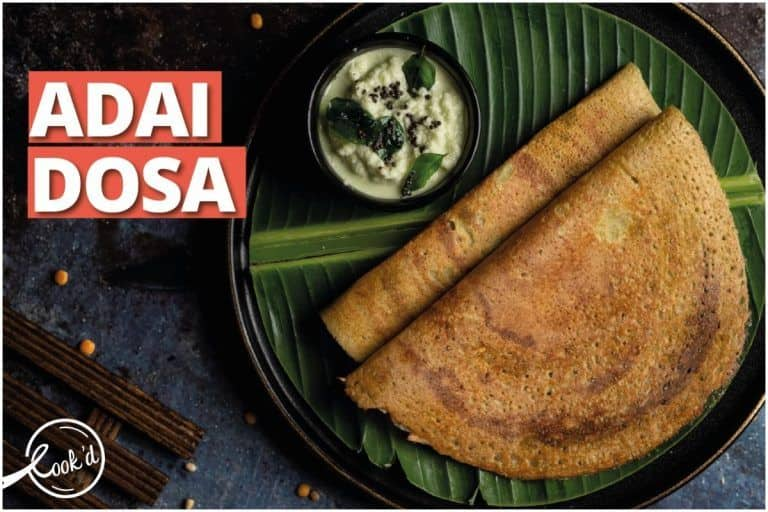 Tantalise Your Tastebuds With Adai Dosa, Learn The Recipe of Lentil Dosa