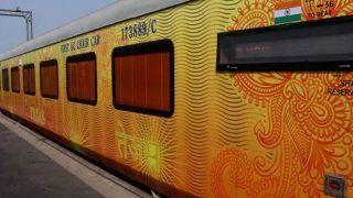 Indian Railways News: यात्रियों के लिए अच्छी खबर, अगस्त माह से बहाल की जाएगी तेजस एक्सप्रेस, पढ़ें- डिटेल
