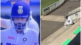 Ajinkya Rahane Meditates While Batting During 2nd Test in Chennai vs England, Picture Goes Viral