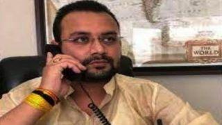 UP: MLA Aman Mani Tripathi किडनैपिंग के मामले में भगोड़ा घोषित, कुर्क होगी संपत्ति