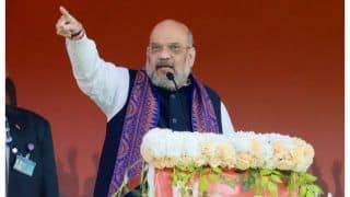 Amit Shah Summoned by West Bengal Court in Defamation Case Filed by Mamata Banerjee's Nephew