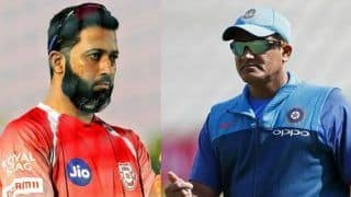 मुस्लिम खिलाड़ियों को तरजीह देने का आरोप: वसीम जाफर के समर्थन में उतरे अनिल कुंबले, बोले- तुमने ठीक किया