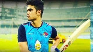 Arjun Tendulkar Brought by Mumbai Indians For Rs 20 Lakh Crore in IPL 2021 Auction